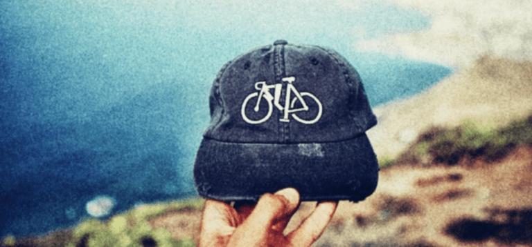 La marca de la bicicleta