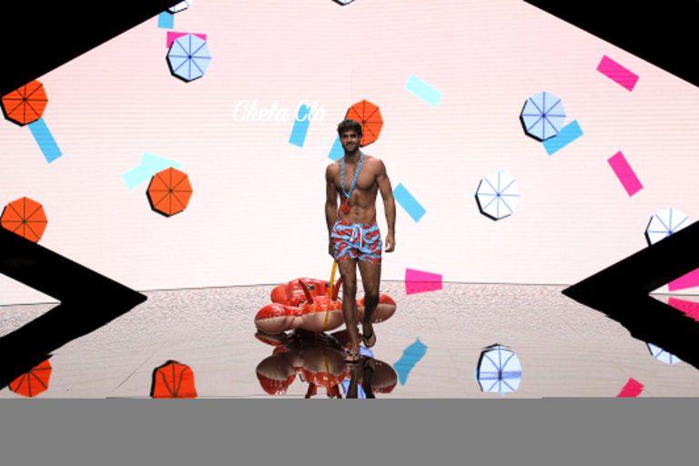 Chela Clo x Gran Canaria Swimwear Fashion Week SS20