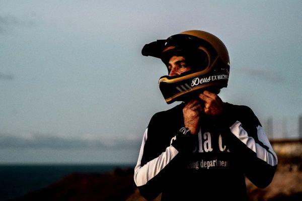 Chela Clo - moto jersey classic