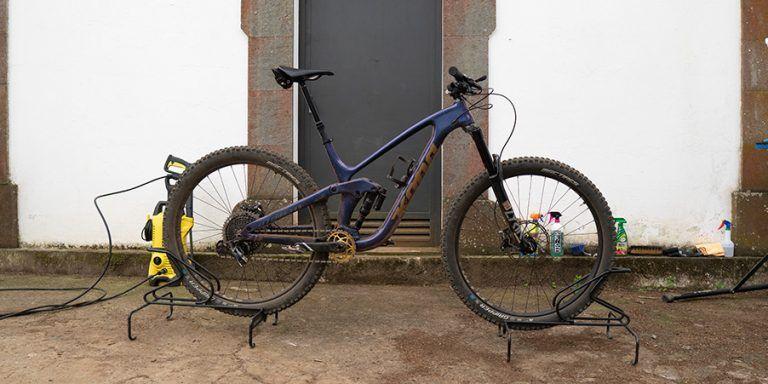 ¿Cómo limpiar una bicicleta?