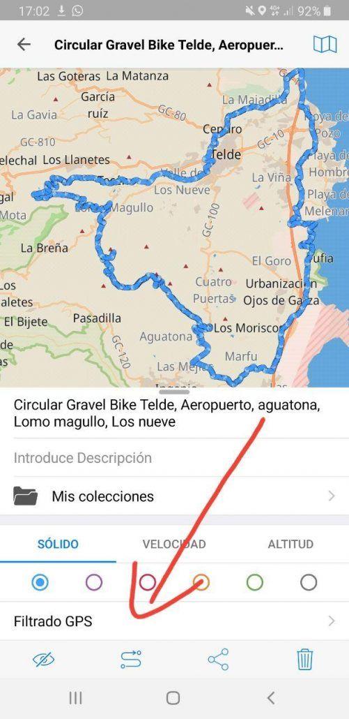 Cómo usar Guru Maps como un GPS en el teléfono móvil