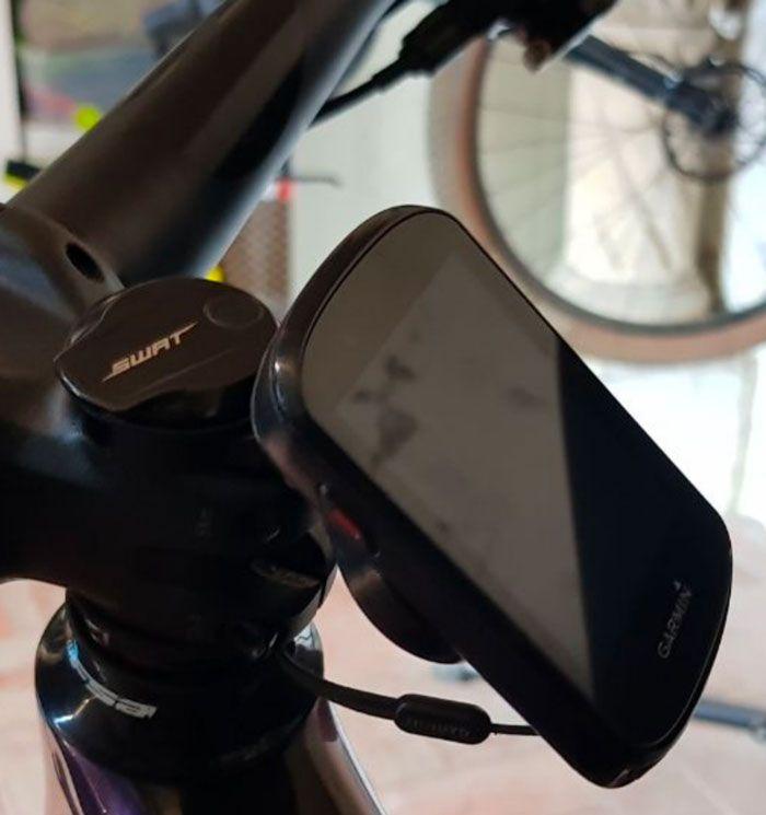 ¿Donde pones el GPS o el ciclocomputador en tu bici? #158