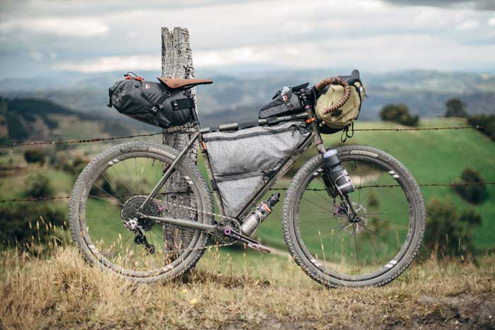 biccicletas gravel para bikepacking