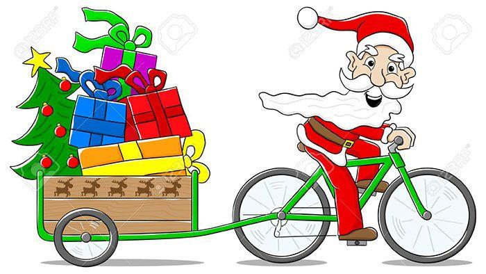 Caprichos ciclistas para navidades #172