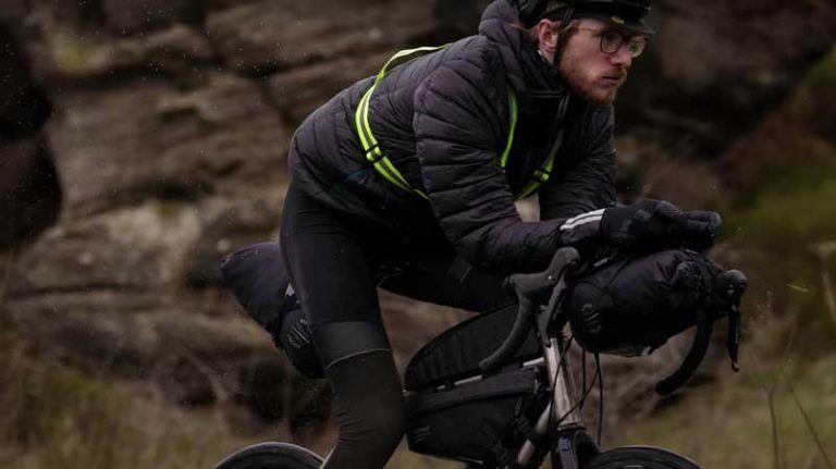 La aerodinámica en el ciclismo de aventura