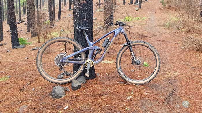 ¿Cuántos tipos de bicis de doble suspensión hay? #179