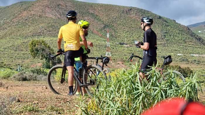 Alimentación en ruta para ciclistas