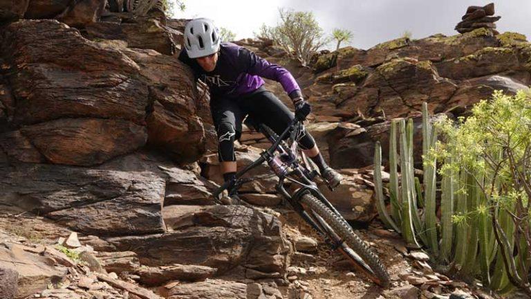 Caídas en bicicleta de montaña ¿Cómo evitarlas?