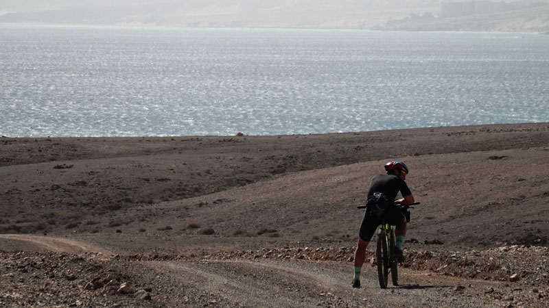 rendimiento en bicicleta de montaña