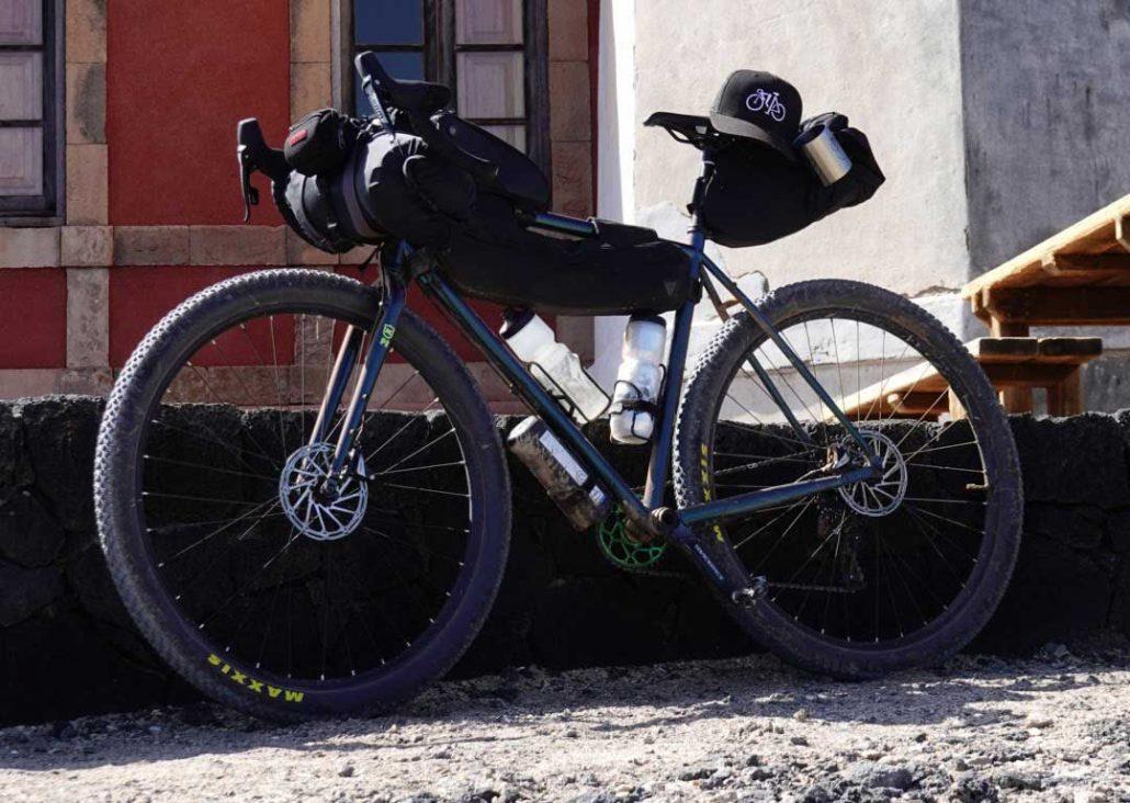 Bolsas para bikepacking