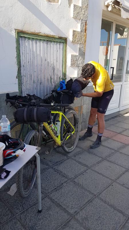 ciclismo de aventura en mtb