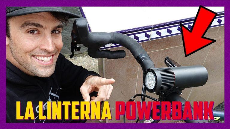 Review Linterna Knog PWR 2000 L