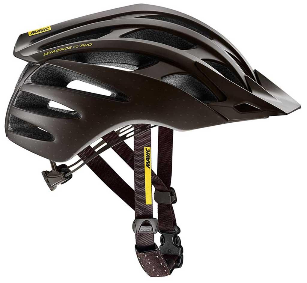 casco de bicicleta, perfecto para practicar ciclismo de montaña