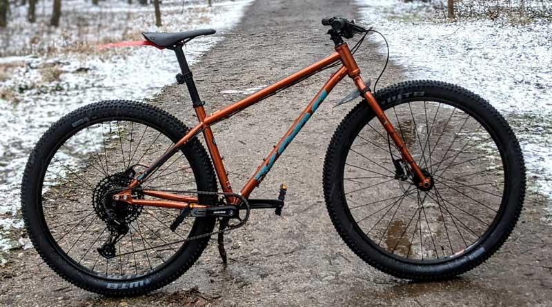 Kona Unit X bici gravel con manillar plano