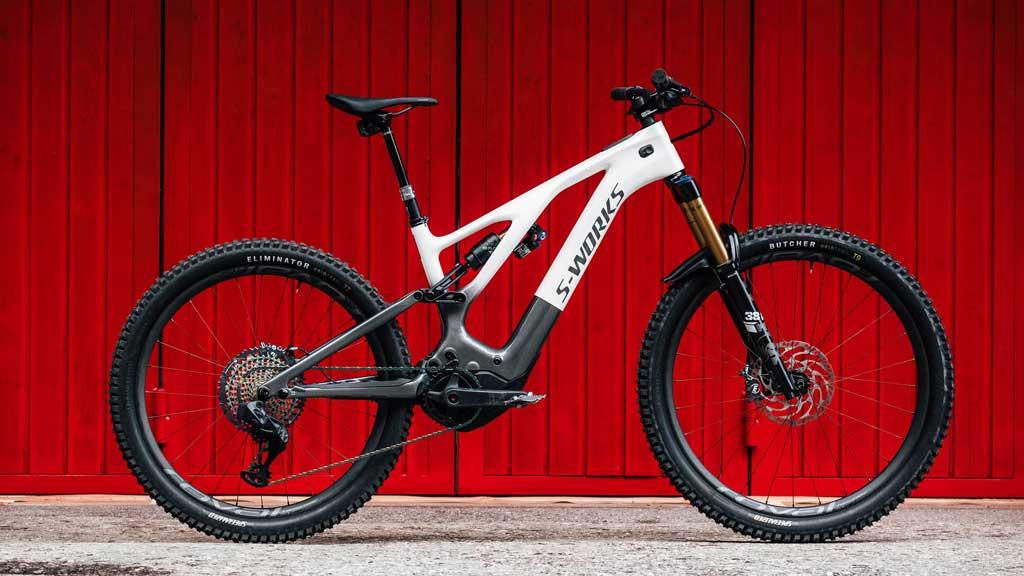 Una bicicleta de 16000 dolares