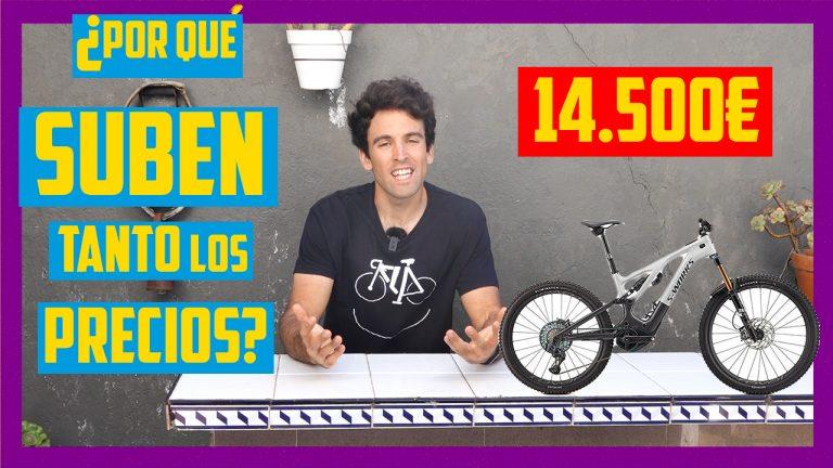 ¿Por qué las bicicletas son tas caras?