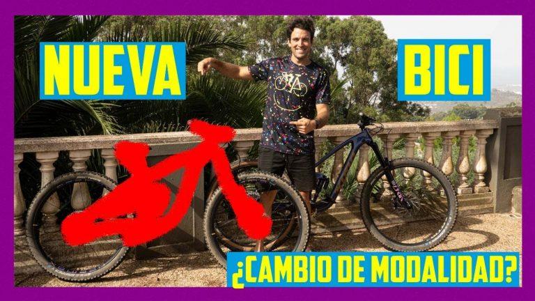 Bici nueva, ¿Modalidad nueva?