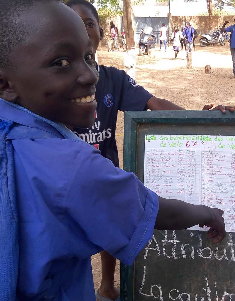 ong niños africa
