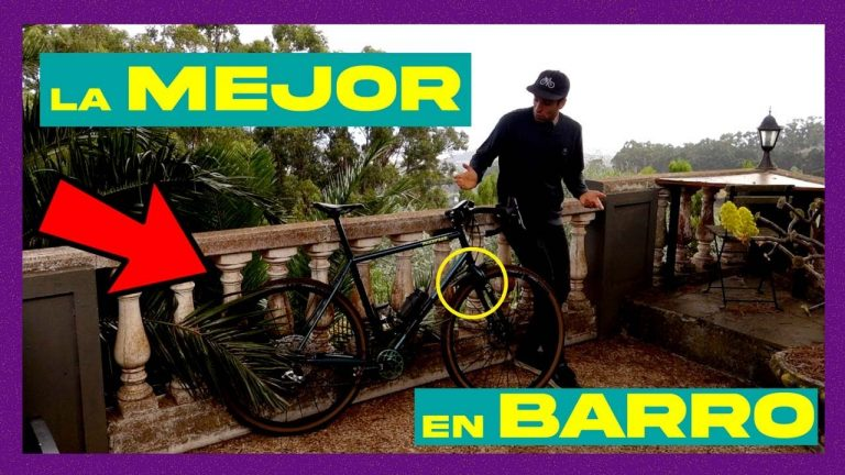 ¿Por qué NECESITAS una Gravel Bike en INVIERNO?